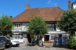 Immy Blingy and Pippa's Tea Rooms, The Square, Lenham
