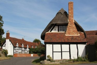 Lychgate Cottage and Baskerville Cottage, Welford-on-Avon