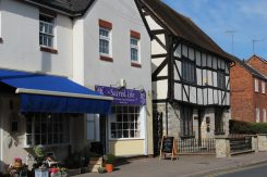Sacred Life and George Harborne House, Bidford-on-Avon