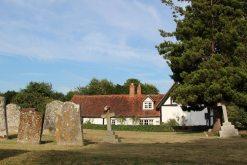 St. Peter's Churchyard, Welford-on-Avon