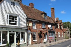The Fig Tree and The Bow Window, The Square, Lenham