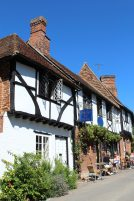 Orions Cottage and Shelly's Tea Rooms, The Square, Chilham