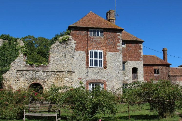 Palace Farmhouse, Archbishop's Palace, Charing