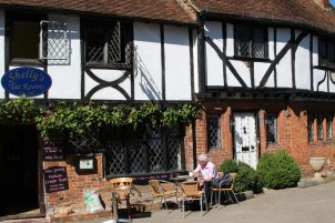 Shelly's Tea Rooms, The Square, Chilham