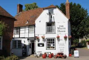 The White Horse, The Square, Chilham