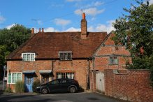 Cottages, High Street, Sonning