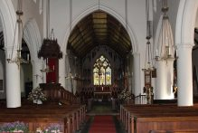 Nave and Chancel, St. Andrew's Church, Sonning