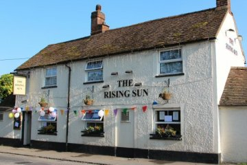 The Rising Sun, Haddenham