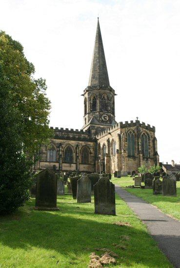 All Saints' Church, Bakewell