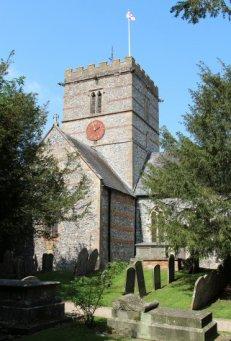 All Saints Church, East Garston