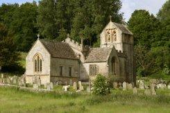 All Saints Church, North Cerney