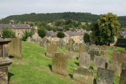 All Saints' Churchyard, Bakewell