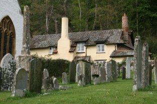 All Saints Churchyard, Selworthy