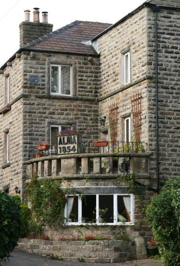 Alma 1854, (former Inn) Baslow