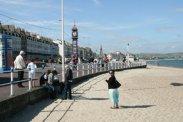 Beach and Esplanade, Weymouth