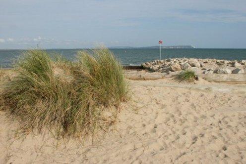 Beach, Mudeford Sandbank, Mudeford