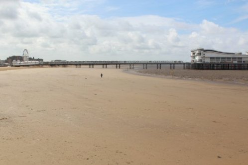 Beach, Weston-super-Mare