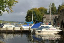 Boathouse Café, Fell Foot Park, Newby Bridge, Lake Windermere
