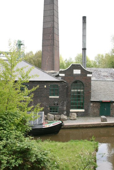 Bone and Flint Mill, Etruria Industrial Museum, Stoke-on-Trent