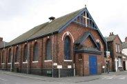 Boothen Methodist Church, Portland Street, Hanley, Stoke-on-Trent