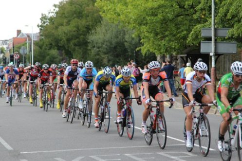 Brazil, Germany. London – Surrey Cycle Classic Race, 14th August 2011