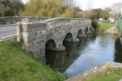 Bridge over River Avon, Amesbury