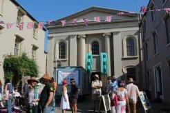 Bridport Arts Centre, Bridport Hat Festival, 2012, Bridport
