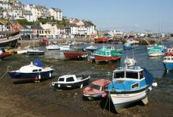 Brixham Harbour, Brixham