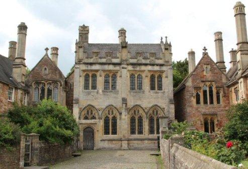 Chapel, Vicars' Close, Wells