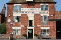 Chesapeake Mill, Bridge Street, Wickham