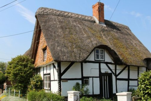 Church Cottage, East Garston