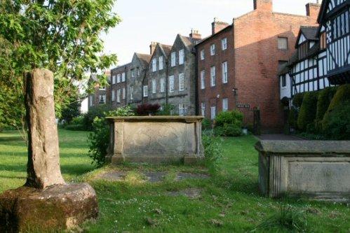 Church Green, Much Wenlock