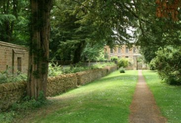 Church Walk, Great Tew