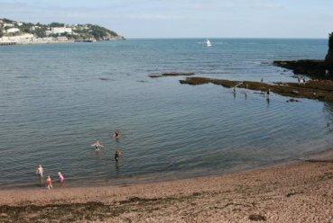 Corbyn's Beach, Tor Bay, Torquay