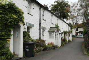 Cottages, Ambleside