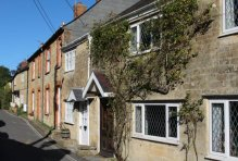 Cottages, Church Street, Beaminster