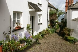 Cottages, Clovelly