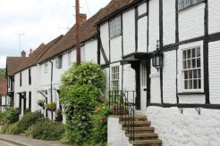 Cottages, High Street, Old Oxted