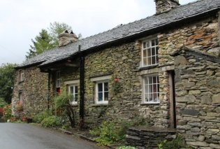Cottages, Troutbeck