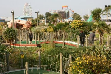 Crazy Golf, Skegness