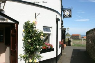 Crown and Anchor Inn, Market Place, Holy Island, Lindisfarne