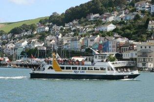 'Dart Explorer' Passenger Ferry, River Dart, Kingswear