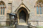Entrance, St. Osmund's Church, Evershot