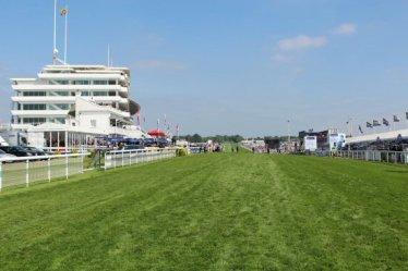 Epsom Downs Racecourse, Queen's Diamond Jubilee, The Epsom Derby