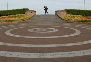 Eric Morecambe Stage, Morecambe