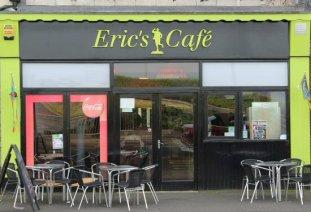 Eric's Café, Morecambe