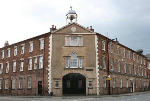 Fountain Court, Burslem, Stoke-on-Trent