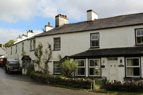 'Ginger and Pickles shop', The Tale of Ginger and Pickles, Beatrix Potter, Near Sawrey