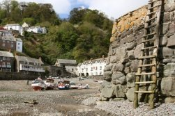Harbour, Clovelly