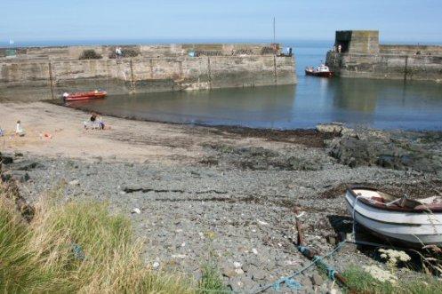 Harbour, Craster